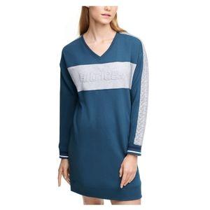 💖Tommy Hilfiger Sport Sweatshirt Pullover Dress